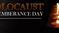 Holocaust Rememberance Day 2016